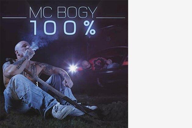 """MC Bogy:  """"100 %"""""""