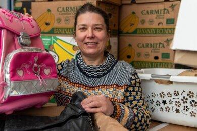 Für Saron Pietzka ist Unterstützung derer, die nicht so viel haben, eine Herzensangelegenheit. Aktuell stellt die Wechselburgerin eine weitere Sendung mit Spenden in den Süden Europas zusammen.