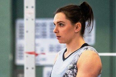 Die Chemnitzerin Sophie Scheder will sich unbedingt noch ein zweites Mal für die Olympischen spiele qualifizieren.
