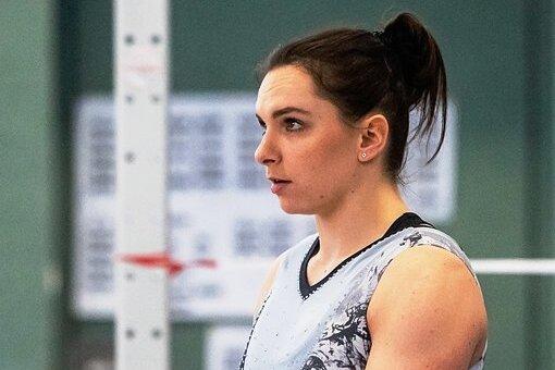 Die Chemnitzer Kunstturnerin Sophie Scheder hat sich den Fuß gebrochen.