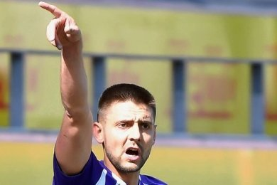 Dimitrij Nazarov hat in dieser Saison erst zwei Tore erzielt.