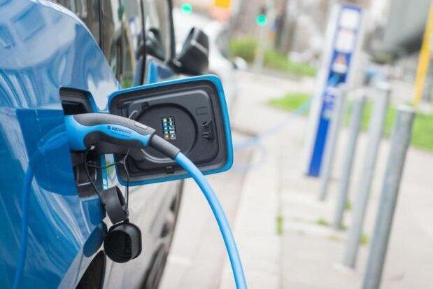 Zwönitz plant 17 Ladesäulen für E-Autos am Speicher