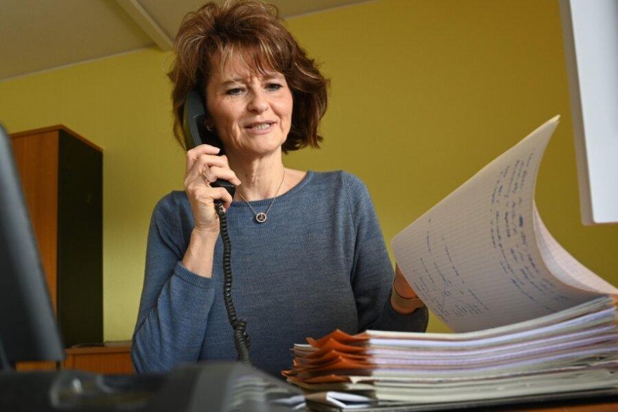 Mit sozialen Prozessen größeren Ausmaßes vertraut: Cornelia Utech wird im Gesundheitsamt von 130 Mitarbeitern unterstützt.