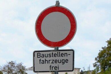 Die Anschlussstelle Stollberg-West wird ab 5. Oktober zunächst für Verkehrsteilnehmer in Richtung Hof gesperrt. Danach folgt die Richtungsfahrbahn Hof.