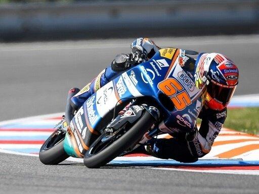 Philipp Öttl steigt zur nächsten Saison in die Moto2 auf