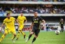 Cristiano Ronaldo blieb ohne Treffer bei seinem Debüt