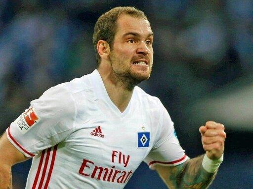 Pokal-Erfolg für den HSV - Doppelpack von Lasogga