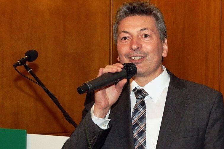 Neuer Spitzenjob für Landrat Steinbach ab Dezember 2020