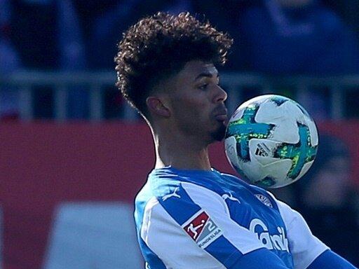 Seydel erzielte den Siegtreffer für Holstein Kiel