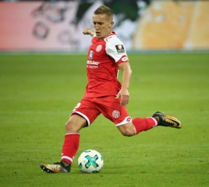 Big Points: Pablo de Blasis trifft doppelt für Mainz