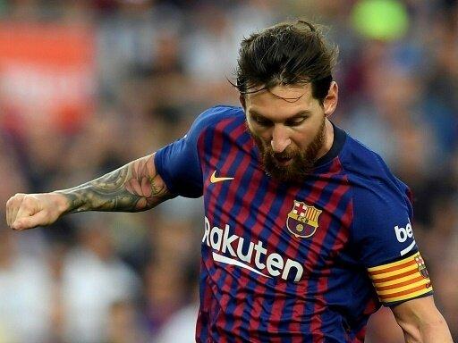 Messi ist verwundert über Ronaldos Wechsel zu Juve