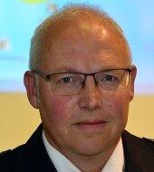 Ulrich Scherzer - Leiter des Polizeireviers Mittweida