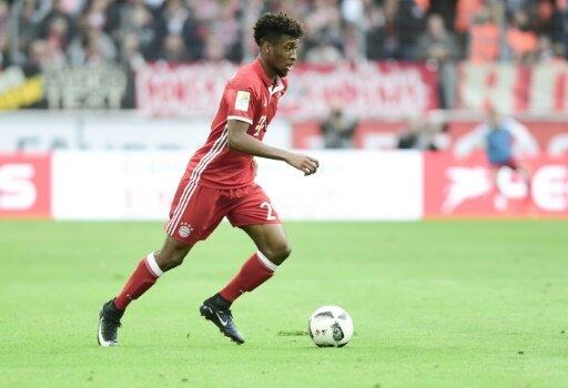 Bayern München zieht wohl die Kaufoption von Coman