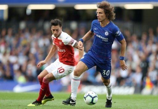 Chelsea zu stark für Mesut Özil und die Gunners