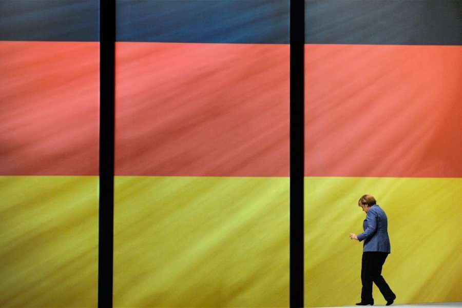 Die Bundeskanzlerin verlässt die große politische Bühne.