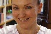 Birgit Jacob - Leiterin der Bibliothek