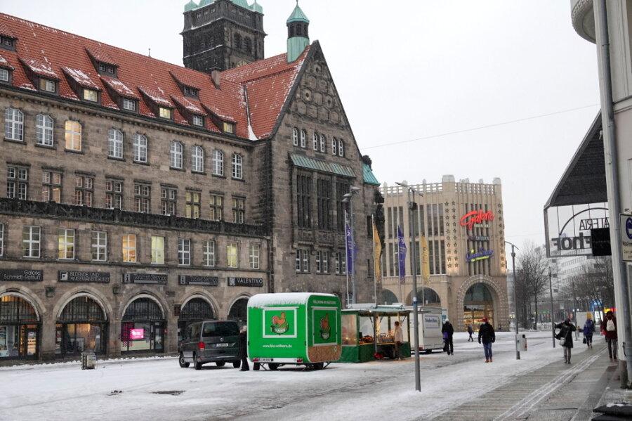 Corona-Lage in Chemnitz: Stadt nimmt im Corona-Jahr weniger durch Blitzer ein