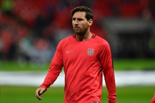 Lionel Messi kehrt ins Barca-Training zurück