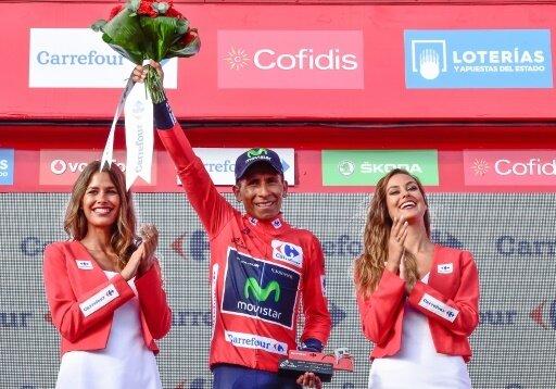 Quintana feiert Gesamtsieg bei der Vuelta vor Froome
