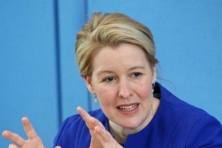 SPD-Politikerin Franziska Giffey verliert Doktortitel