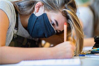 Es gibt bisher keine Untersuchungen darüber, wie viel Lernstoff die Schüler durch Corona verpasst haben.