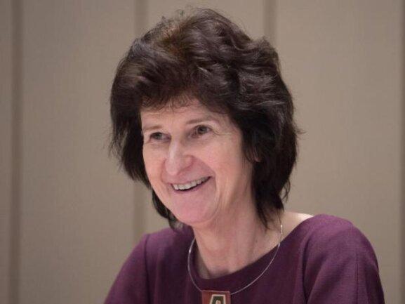 Eva-Maria Stange (SPD), Sachsens Ministerin für Wissenschaft und Kunst