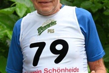 Ein Leben ohne das Laufen kann sich Werner Fankhänel nicht vorstellen. Heute feiert der Treuener 80. Geburtstag.