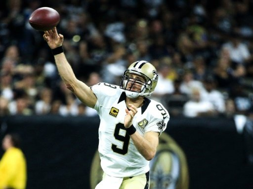 Saints verlieren trotz starken Quarterbacks Drew Brees