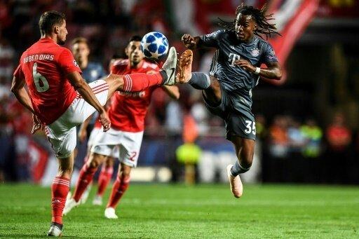 Renato Sanches trifft gegen seinen alten Klub