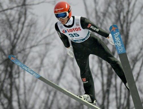 Stephan Leyhe landet in Nischni Tagil auf Rang vier
