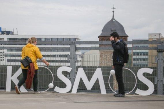 Kosmos Chemnitz hat 2019 für deutschlandweite Aufmerksamkeit gesorgt.