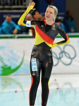 Zweite Medaille in Vancouver: Stephanie Beckert