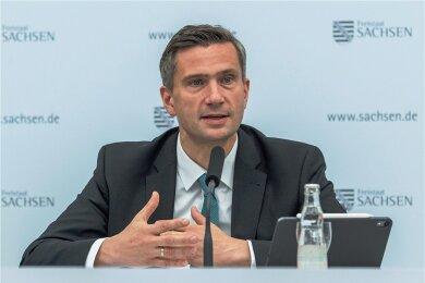 Martin Dulig - Wirtschaftsminister des Freistaats Sachsen