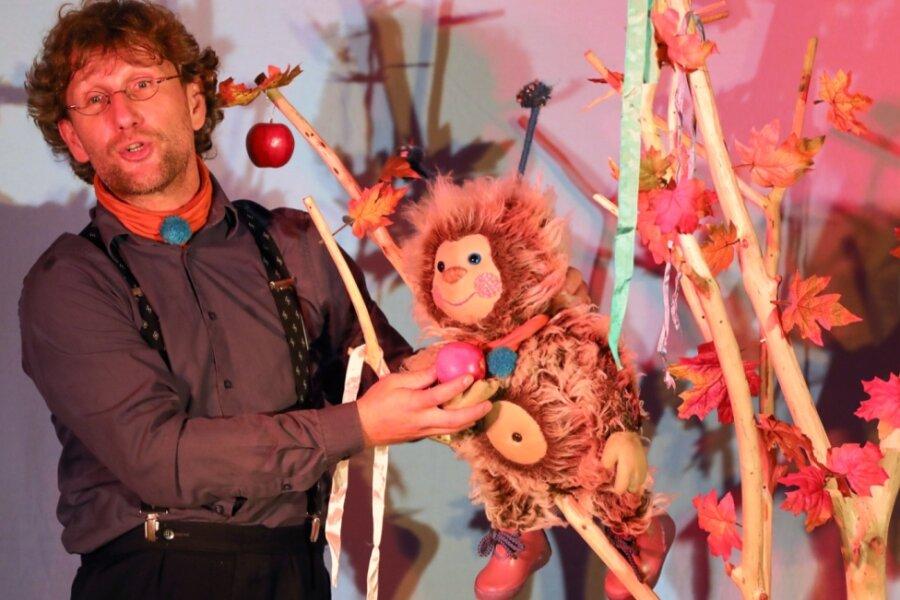 Puschel kommt ins Tivoli: Theaterspaß für die Jüngsten