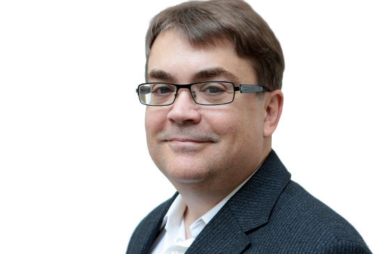Redakteur Stephan Lorenz