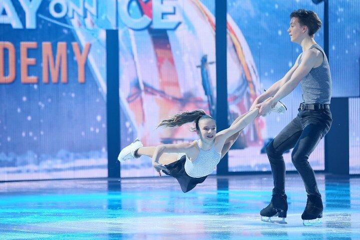 Holiday on Ice: Junge Westsachsen zeigen große Show in Zwickau