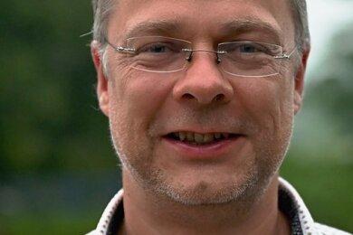 Marcel Schmidt - Oberbürgermeister Große Kreisstadt Stollberg