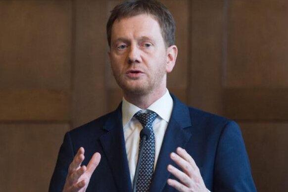 Kretschmer kritisiert Verhalten der Union nach der Wahl