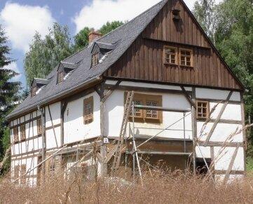 Die Silberschmelzhütte St. Georgen in Neustädtel bleibt weiter im Vereinsbesitz.