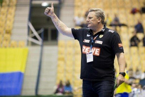 Deutlicher Sieg für die Löwen und Trainer Jacobsen