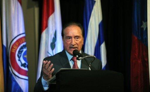Verklagt: Eugenio Figueredo
