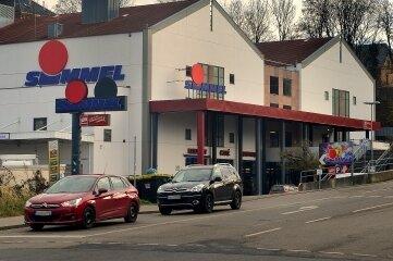 Im Simmel-Center in Mittweida wird das Impfzentrum für Mittelsachsen eingerichtet.
