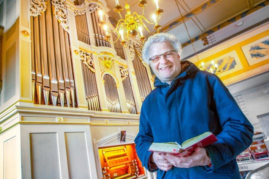 Sommermusik vereint Orgel und Schlagzeug