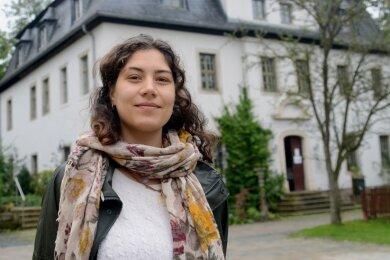 Sarah Böhm ist neue Mitarbeiterin des Umweltzentrums. Sie möchte vor allem die Kernkompetenzen des Hauses stärken.
