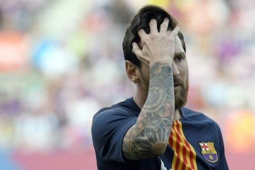Argentinien ohne Messi torlos gegen Kolumbien