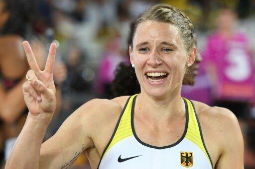 Carolin Schäfer ist auf Medaillenkurs