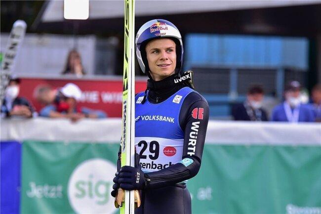 Andreas Wellinger - Skisprung Olympiasieger