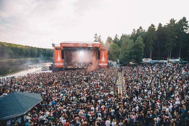 Veranstalter verkündet Ende des Kosmonaut-Festivals