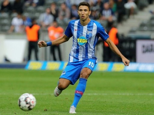 Marko Grujic schoss der Hertha das Siegtor