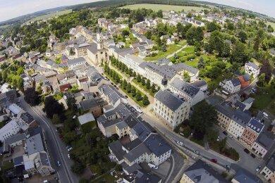 Markneukirchen ist Corona-Brennpunkt im Vogtland.